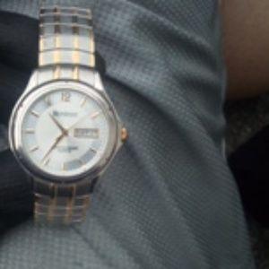Armitron quartz watch 20/2105 japan movement